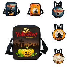 Thermal Insulated Picnic Lunch Bag Kids School Lunch Box Container Bag