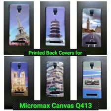Designer Printed Soft Back Case Cover For Micromax Canvas Xpress 4G Q413