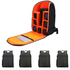Shockproof Camera Photography Padded Backpack for Nikon SLR/DSLR & Laptop