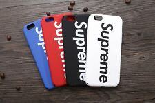 Supreme iPhone 6 5 7 8 Plus X iPhone Case - Supreme Phone Case