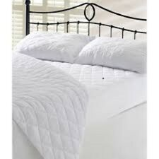 Quilted Mattress Protector Single,Double ,King ,&Sking Size Bed