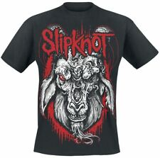Slipknot Rotting Goat T-Shirt nero