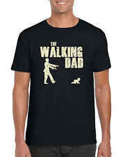 """ The Walking Dad "" Fathers Day Walking Dead TV Parody Gift Inspired T Shirt"