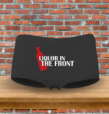 LIQUOR UP FRONT, POKER IN THE REAR: A Book of Adult Humor