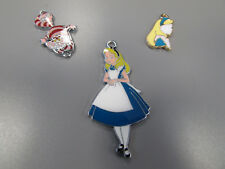 Alice in Wonderland Cheshire Cat Jewellery Charms/Pendants 3 Designs to Choose