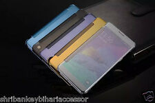FOR IPHONE Smart Clear View Flip Cover Case For APPLE IPHONE 5/5S/5SE