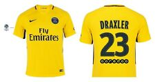 Trikot Nike Paris Saint-Germain 2017-2018 Away - Draxler 23 [128 bis XXL] PSG