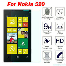 9H LCD Tempered Glass Screen Protector Film For Nokia Lumia 520 530 535 1320 EJ