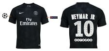 Trikot Paris Saint-Germain 2017-2018 Third UCL - Neymar 10 Jr [152-XXL] 3rd PSG