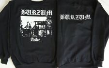1BURZUM ASKE SWEATSHIRT Pullover Sweater ALL SIZE Große LIMITED BLACK METAL Varg