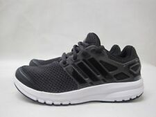 Junior Adidas Energy Cloud Black Sport Shoes Lace Up Running Unisex Trainers
