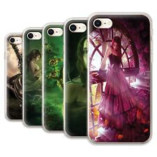 Official Elena Dudina Gel/TPU Case for Apple iPhone 8 /One with Nature