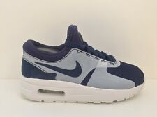 Infant Nike Air Max Zero Essential PS Navy/Grey/White 881226 402 Size: UK 12_13