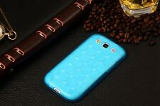 mStick Cube Series Soft Silicone TPU Back Cover Case For Samsung Galaxy S3 i9300