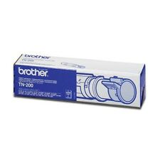 Originale Autentico BROTHER TN200/TN-200 NERO STAMPANTE LASER MONO