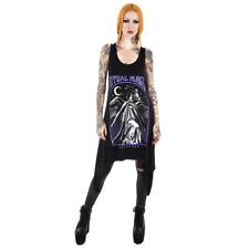 Killstar Gothbottom Top - Ritual Decadence Vest Gothic Spitze
