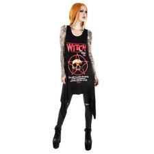 Killstar Gothbottom Top - Nostalgia Hex Vest