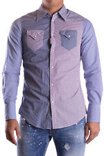 Camisa Dsquared2 Multicolor