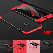 Shockproof Hybrid 360° Hard Case Protective Cover For Apple iPhone 6S 6 7 8 Plus