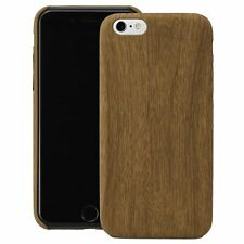 Silicone Tpu Cover Case Wooden Style Protective Cover For Apple iPhone 6
