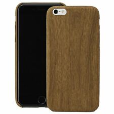 Silicone Tpu Cover Case Wooden Style Protective Cover For Apple iPhone 6 PLUS