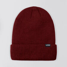 Etnies 'Warehouse' Beanie. Oxblood.