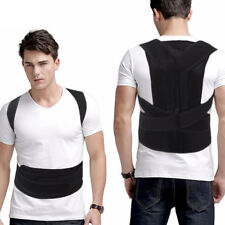 Adjustable Posture Back Support Corrector Brace Shoulder Band Belt Breathable