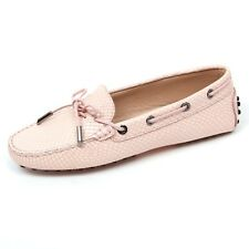 C9078 mocassino donna TOD'S HEAVEN scarpa rosa loafer shoe woman pink