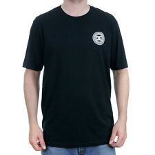 DC Shoes Skate Circle T-Shirt Black Tee New In All Sizes Free Delivery