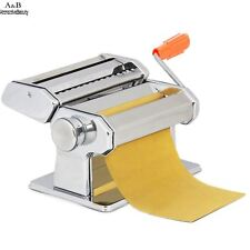 Homdox Home Kitchen Removable Pasta Make Roller Machine Dough Fresh Noodle Makin