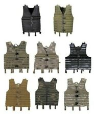 tactique Gilet Molle d'INTERVENTION PAINTBALL Veste Bundeswehr GOTCHA NEUF