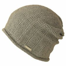Seeberger Purify Damen Headsock Beanie Wollmix Damenmütze Wintermütze Fleece