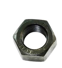 GRADE 10 METRIC FINE PITCH HEXAGON FULL NUTS  M8, M10, M12, M14 M16 BLACK