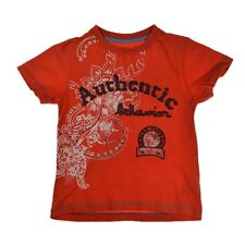 T-shirt orange ORCHESTRA 4 ans - ORCHESTRA