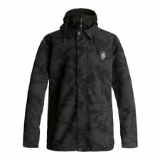 DC SHOES CASH ONLY SE JACKET BRITISH REFLECTIVE CAMO GIACCA SNOWBOARD FW 2018 NE