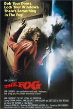 Póster THE FOG, Jamie Lee Curtis, 1980