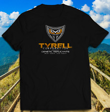 Tyrell Corp - Blade Runner Genetic Replicant Company Film Movie Inspired T-shirt