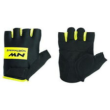 Guantes Northwave Flag Negro-Neon