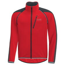 Chaqueta Gore Phantom Plus Windstopper Zip-off Rojo-Negro