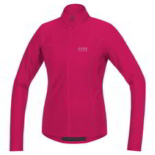 Maillot Gore Bike Wear E Thermo Manga Larga Rosa Mujer