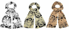 Mujer Ligero Blanco / Melocotón/Beis MARILYN MONROE SCARF COLLECTION 90797