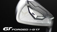 NEW 2017 Geotech GT FORGED I-817 IRON 7pc 4-PW