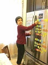 JUMBO Magnetic Letters and Numbers - Alphabet Number Fridge Magnet - 26 Lower...