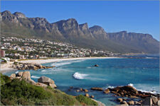 Cuadro sobre lienzo Camps Bay, Cape Town, South Africa - wiw