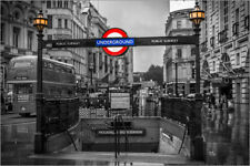 Cuadro sobre lienzo Londres - Piccadilly Circus - Ben Voigt