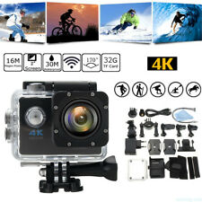 Serie impermeable Wifi HD 1080P Ultra 4K Sports Action Camera DVR Videocámara