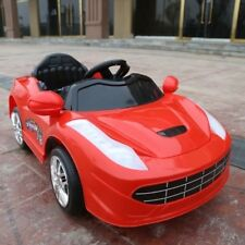 Baby Remote Control Ride-on Toy Car Children Electric Four Wheel Drive Stroller