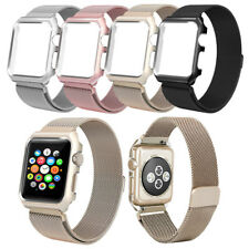 MILANESE MAGNETICO ANELLINO Orologio in acciaio inox BANDE Apple IWATCH 38/42