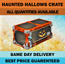 HAUNTED HALLOWS CRATE - Any Quantity - Rocket League Crates PS4 [FAST DELIVERY]