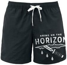 Bring Me The Horizon Wound Costume da bagno nero